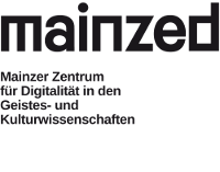 https://de.dariah.eu/documents/20142/122036/Logo-mainzed.png/ed72a9c7-6a2d-4b86-92a6-d2d343dfeaf5?t=1497444581728